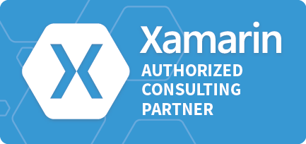 Xamarin authorised consulting partner logo